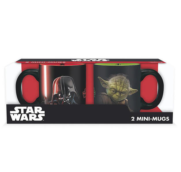 Star Wars Mini-Tassenset