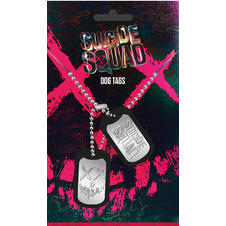 Suicide Squad Dog Tags -