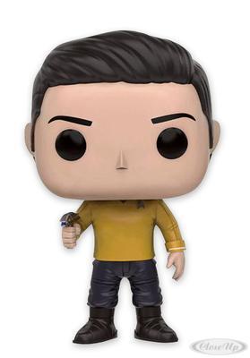Star Trek Beyond Pop! Vinyl Figur Sulu