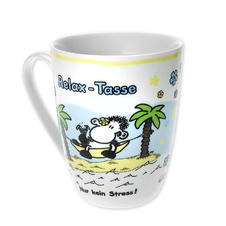 Sheepworld Tasse  Relax Tasse