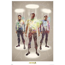 Star Trek Poster Transporter