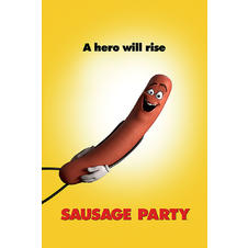 Sausage Party Poster -