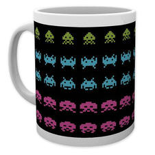 Space Invaders Mug -