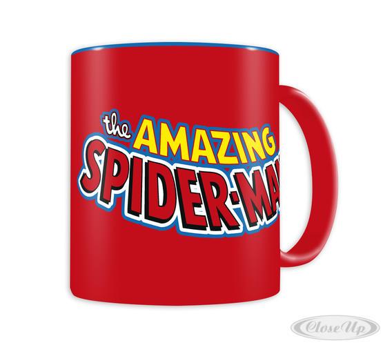 Spiderman Tasse The Amazing Spiderman