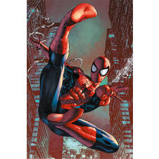 Spiderman Poster Comic