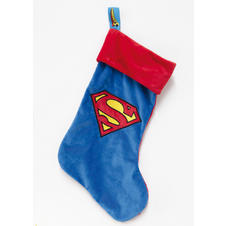 Superman Christmas Stocking -