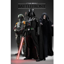 Star Wars Battlefront Poster -