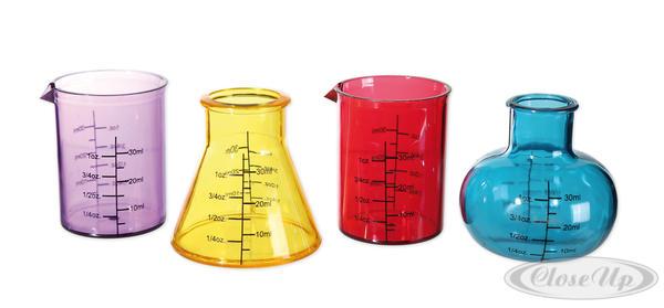 Shooter Gläser Chemistry Set Schnapsgläser