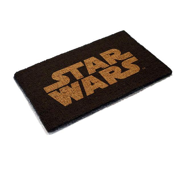 star wars fu matte mit logo 70x50cm. Black Bedroom Furniture Sets. Home Design Ideas