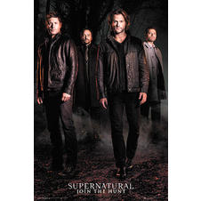 Supernatural Poster Season 12