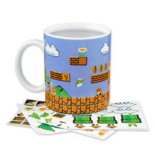 Super Mario Tasse Build A