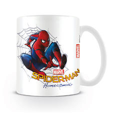 Spider-Man Homecoming Tasse