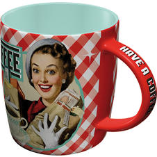 "Say it 50's Tasse ""HAVE A"