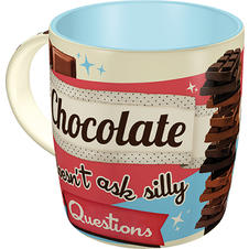"Say it 50's Tasse ""Chocolate"""