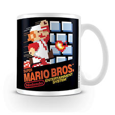 Super Mario Bros. Tasse