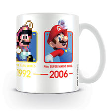Super Mario Tasse Dates