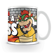 Super Mario Tasse Like A Boss