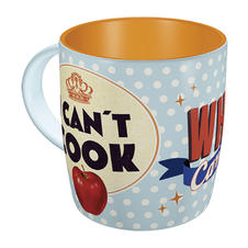 "Say it 50's Tasse ""I CAN'T"