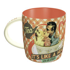 "Say it 50's Tasse ""Tea"""