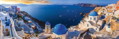 Santorini Poster Griechenland