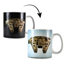 Star Wars Thermoeffekt Tasse