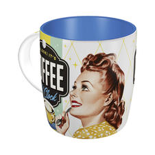 Say it 50's Tasse COFFEE