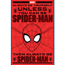 Spider-Man Always Be Yourself