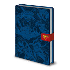 Superman Premium Notizbuch