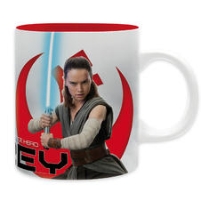 Star Wars Episode 8 Tasse Rey