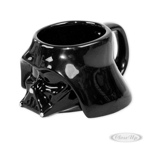 Star Wars Tasse Darth Vader 3-D Tasse, Shaped Mug