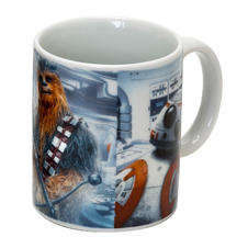 Star Wars Episode 8 Tasse