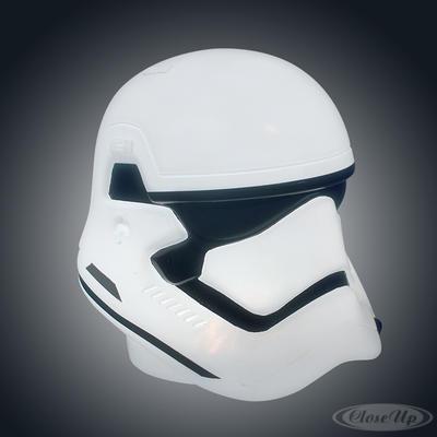 Star Wars 3D LED Mood Light First Order Stormtrooper - broschei