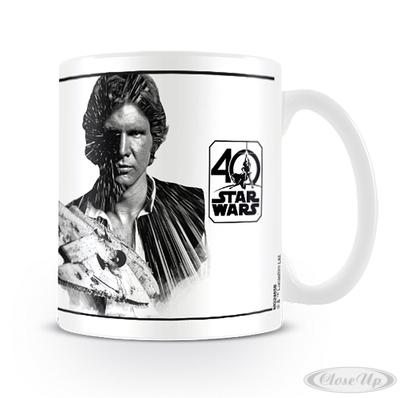 Star Wars 40th Anniversary Tasse Han Solo