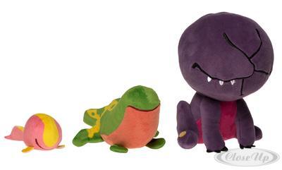 Stranger Things Nesting Doll Dart Plüschfigur   Kinderzimmer > Spielzeuge > Stofftiere