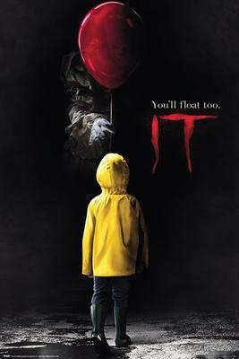 Stephen Kings Es Poster Georgie