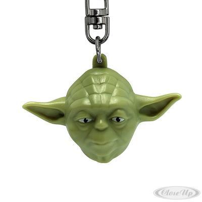 Star Wars 3D Schlüsselanhänger Yoda