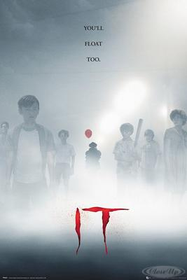 Stephen Kings Es Poster Key Art