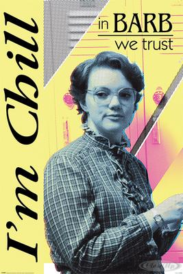 Stranger Things Poster Barb Barbara Holland | Dekoration > Bilder und Rahmen > Poster