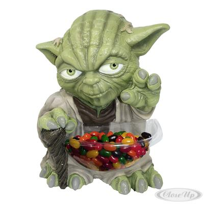 Star Wars Mini Candy Bowl Holder Yoda