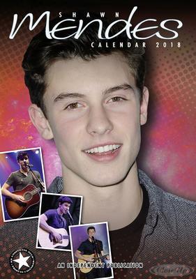 Shawn Mendes Kalender 2019