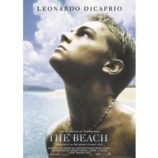 The Beach Poster