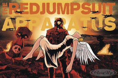 The red Jumpsuit Apparatus Angel