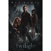 Twilight Poster Bad Vamps
