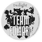Twilight Sticker Team Edward