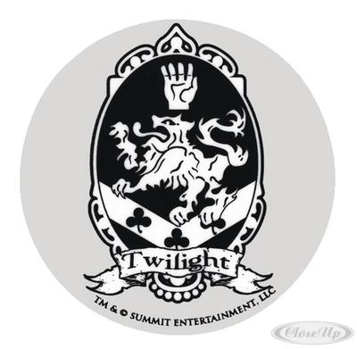 Twilight Sticker Cullen Wappen