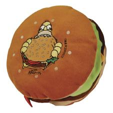 THE SIMPSONS PILLOW BURGER