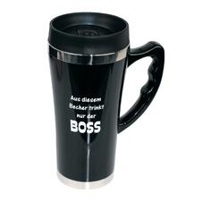 "THERMAL TRAVEL MUG ""AUS DIESEM"
