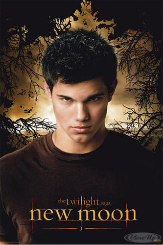 Twilight New Moon Poster Trees