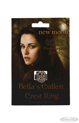 Twilight New Moon Bella´s Crest Ring