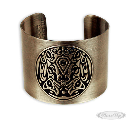 Twilight New Moon Armreif Quileute Tribe Cuff